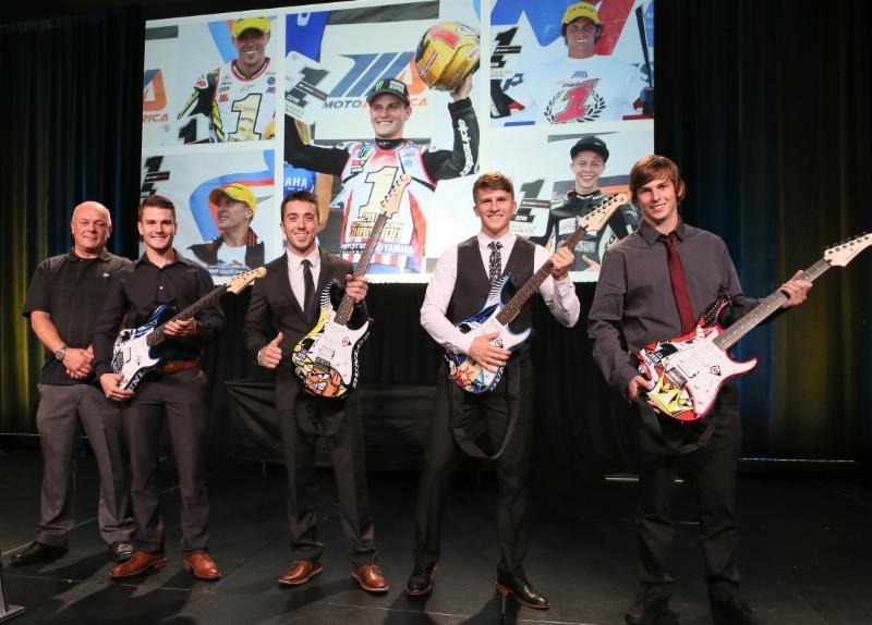 MotoAmerica Champions