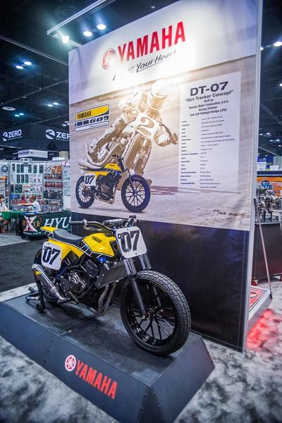 Yamaha Dirt Trracker